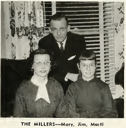 The millers--Mary, Jim, Marti